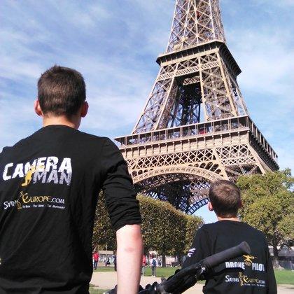 Cycling en Paris
